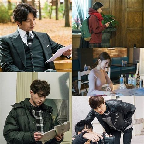 goblin cast interview quot goblin quot from gong yoo to yook sung jae hancinema the