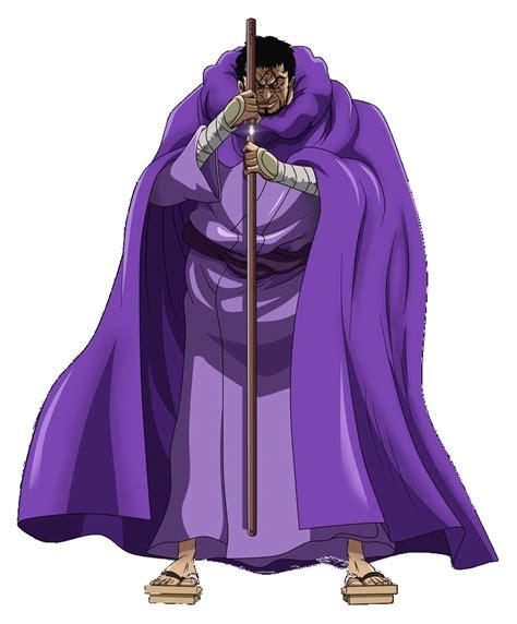 One Fujitora theory kaido the thunder god oro jackson