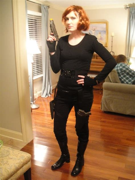 pattern for black widow costume how to make avengers costumes on the cheap each costume