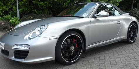 Porsche 911 Hire from PB Supercars(977)GTS Cabriolet.