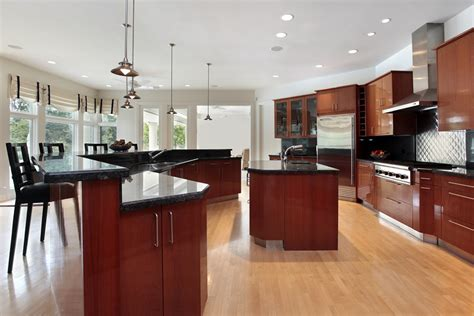 Kitchen Paint Colors With White Cabinets And Black Granite by 143 Luxury Kitchen Design Ideas Designing Idea