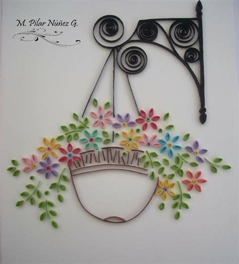 Crafts With Quilling Paper - 1000 images about craft ideas quilling on