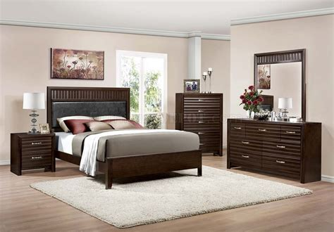 homelegance bedroom set 2216 hilson bedroom set by homelegance in espresso w options