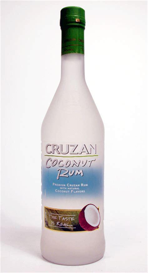 best coconut rum review cruzan coconut rum drinkhacker