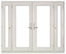 Exterior French Door Hardware by Vented Doors