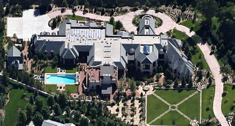 Pat Bowlen House by Mike Shanahan S Colorado Mega Mansion Completed Homes Of