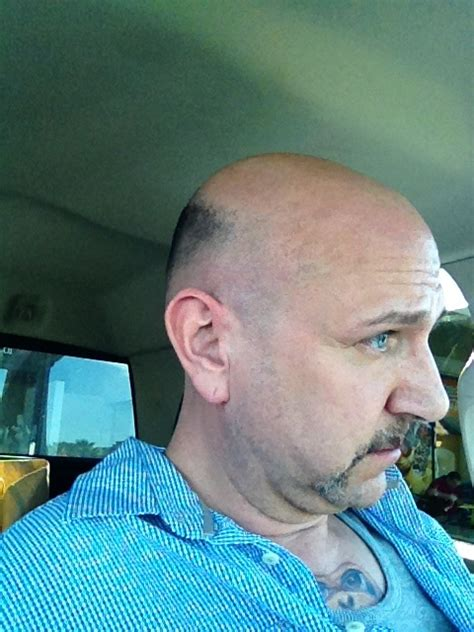 male pattern baldness haircut proudly rocking male pattern baldness bolt founder mohawk