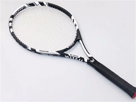 Raket Tenis Bahan Carbon Fiber Top Material Tenis Rackets Carbon Fiber Tennis Racquets Ultra Light Weight Tennis Racket