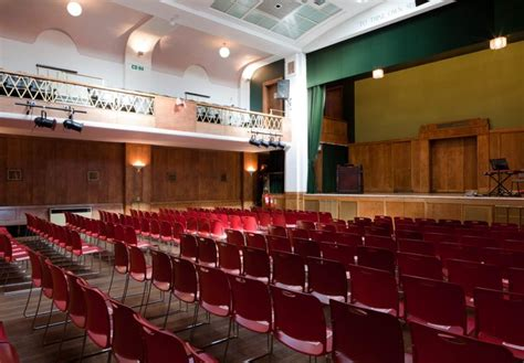 holborn conference venues meeting rooms conway hall