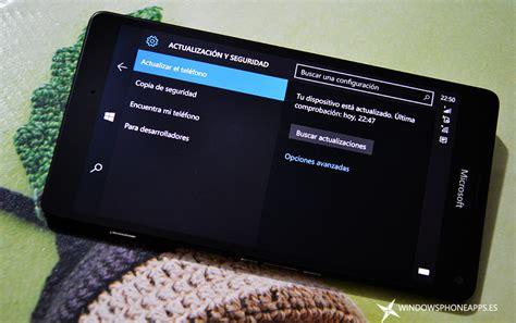 Hängematte Xl by 191 Tu Lumia 950 O Lumia 950 Xl No Se Ha Actualizado A La