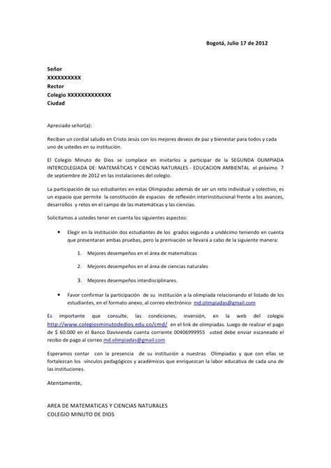 documentaci 243 n y tr 225 mites modelo de carta de invitacin para un extranjero