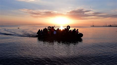 Kaos Summer Vibes why are migrants surging into europe now parallels npr