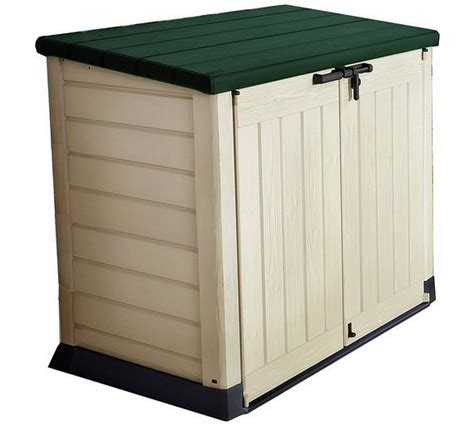 home design products keter buy keter store it out garden storage box at argos co uk