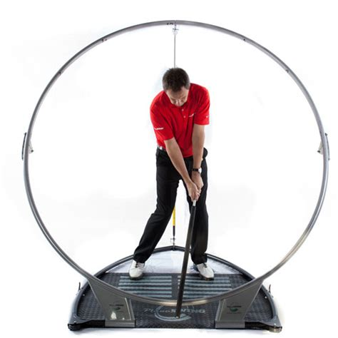 golf swing practice equipment planeswing golf swing trainer par package at intheholegolf com