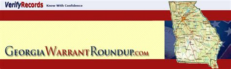Ga Warrant Search Warrants Warrant Roundup