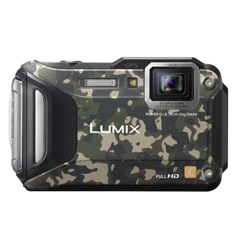 Rugged Digital Cameras by Panasonic Offers Up Pair Of Slightly Updated Rugged Cameras Digital Photography Review