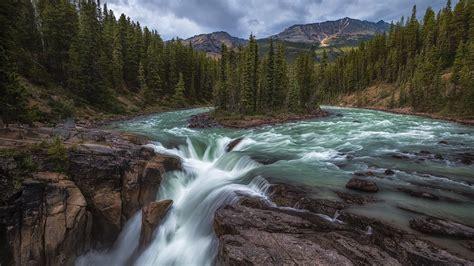sunwapta falls sunwapta falls rachel jones ross flickr
