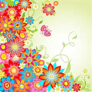 Floral Wall Murals floral background wall murals wall decals