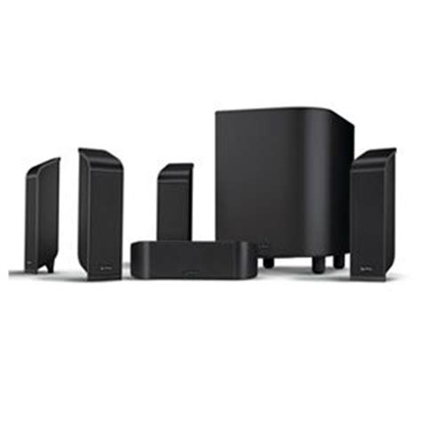 infinity tss 1200chr home theater speaker system 5 1