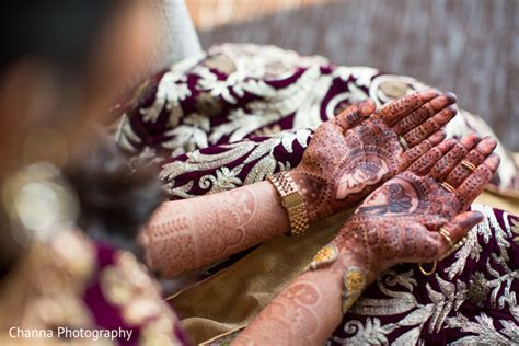 Linthicum Heights, Maryland Indian Wedding by Channa