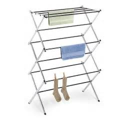 Clothes Dryer Rack Walmart Whitmor Chrome Folding Drying Rack Walmart
