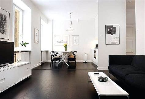 white appartment beautiful black and white living room furniture for hall