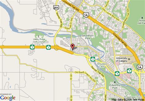 hairdressers north west calgary map of sandman hotel suites calgary west calgary