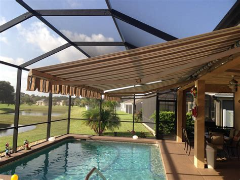 awnings sarasota enjoy your deck or patio with quality retractable awnings
