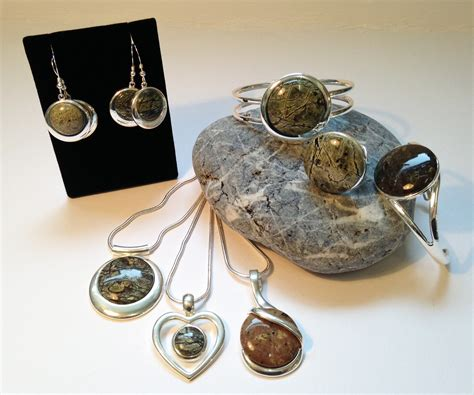Handmade Silver Jewellery Cornwall - rob casley customs house gallery porthleven