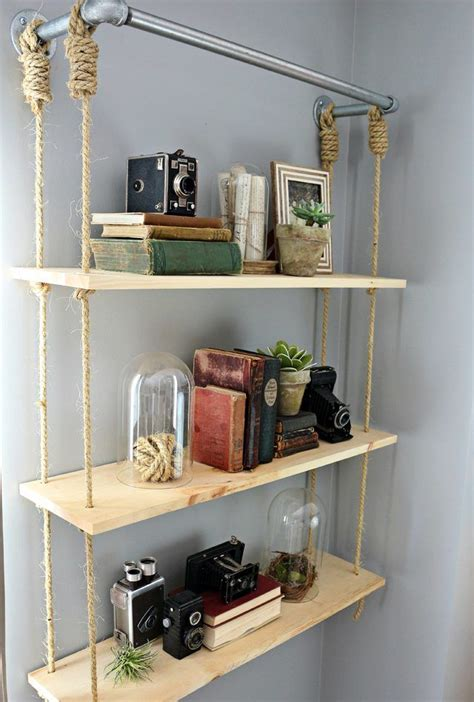 bathroom wall shelving ideas 25 best ideas about hanging shelves on wall
