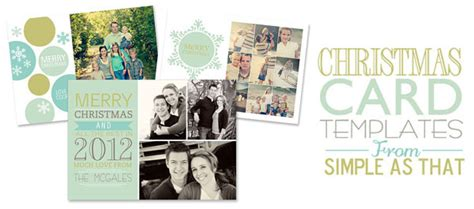 free downloadable card templates for photographers card templates from simple as that
