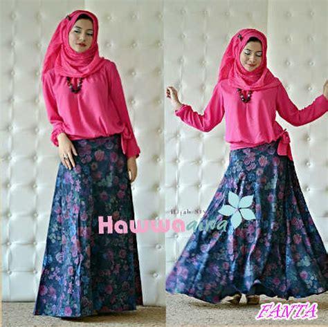 Gamis Zara Zara Fanta Baju Muslim Gamis Modern