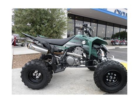 Avelox 400 Stock Limited 2012 suzuki quadsport z400 limited motorcycles for sale