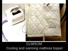 Climsom Mattress Topper by 1000 Images About Menopause On Cooling Pillow