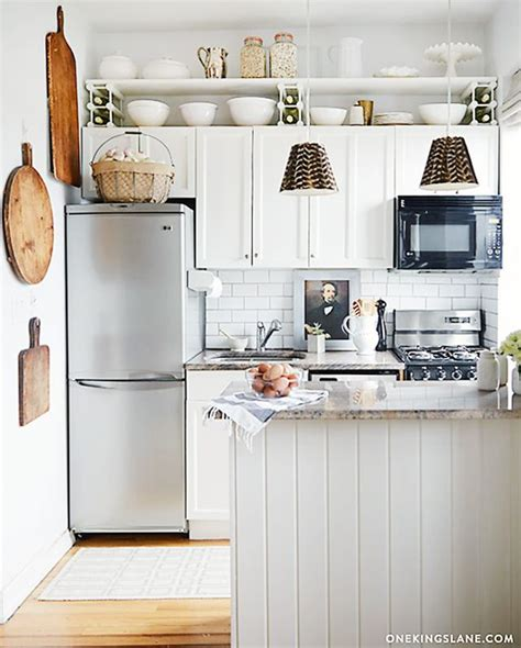 image of small kitchen designs 25 absolutely beautiful small kitchens mydomaine