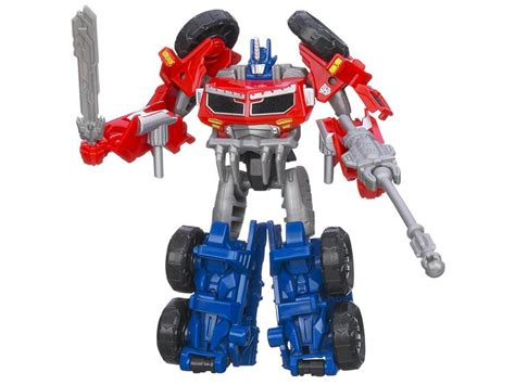 33cm Supreme Class Optimus Prime Beast Hunters Hasbro transformers prime beast hunters optimus prime voyager and