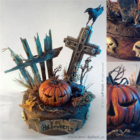 Handmade Miniatures - handmade miniature diorama by jeffstahl on