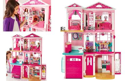 barbie dream house sale barbie 174 dream house 135 orig 180 free shipping simple coupon deals