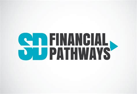 logo sd financial freelance graphic designer
