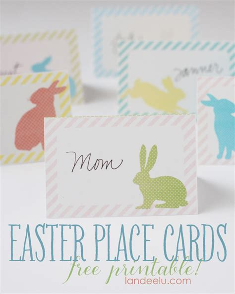 easter place card template free easter place cards free printable landeelu