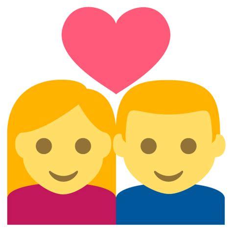imagenes del emoji enamorado hombre y mujer enamorados emoji