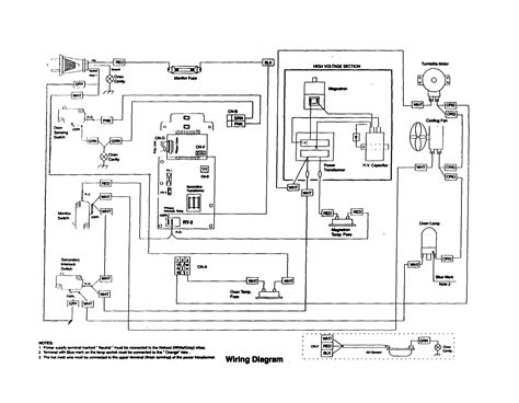 for lg microwave oven wiring diagram wiring diagram with