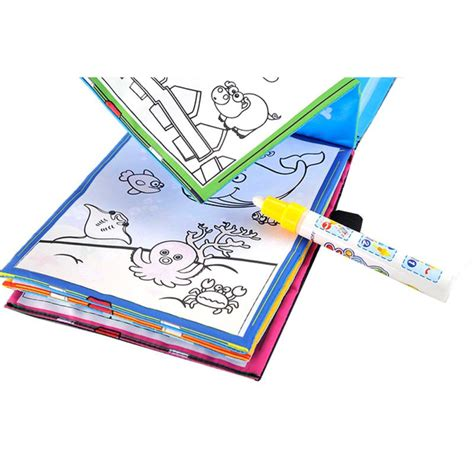 libro play pen new childrens new magic kids water drawing book 1 magic pen children intimate coloring book water animals