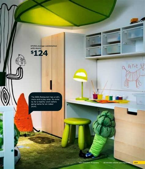 Childrens Bedroom Ideas Ikea Ikea 2012 Catalog