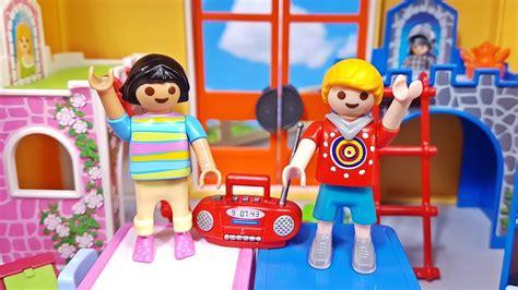 playmobil kinderzimmer blau playmobil fr 246 hliches kinderzimmer neu 9270 pink 6556