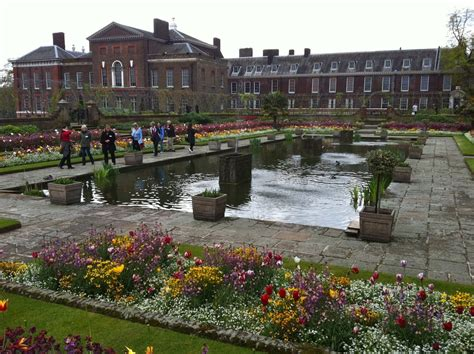 Kensington Palace Tours | kensington palace garden history tours the seventeenth