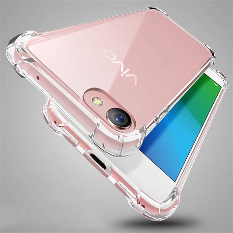 Softcase Tpu Keren Soft Cover Casing Vivo Y53 vaku 174 vivo y53 pureview series anti drop 4 corner 360 176 protection transparent tpu back