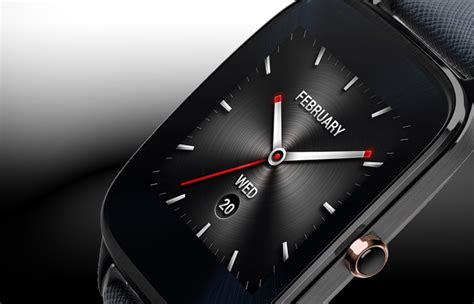 Smartwatch Asus Zenwatch 2 Asus Zenwatch 2 Now Available Features Specs Price