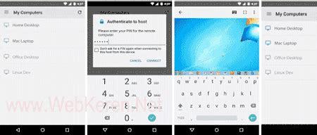 chrome jarak jauh aplikasi remote komputer pc dari jarak jauh dengan android