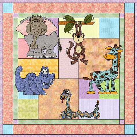 Wildlife Quilt Patterns Free by